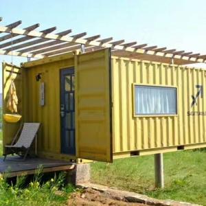 集装箱营地房型号